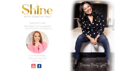 SHINE with Special Guest Michelle Cunningham