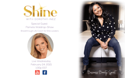SHINE with Special Guest Pamela Waldrop-Shaw